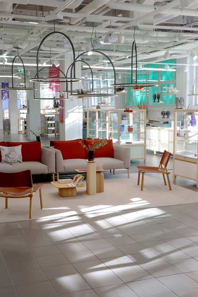 The Iittala & Arabia Design Center. For more design destinations, subscribe to the channel youtube.com/TheDesignTourist
