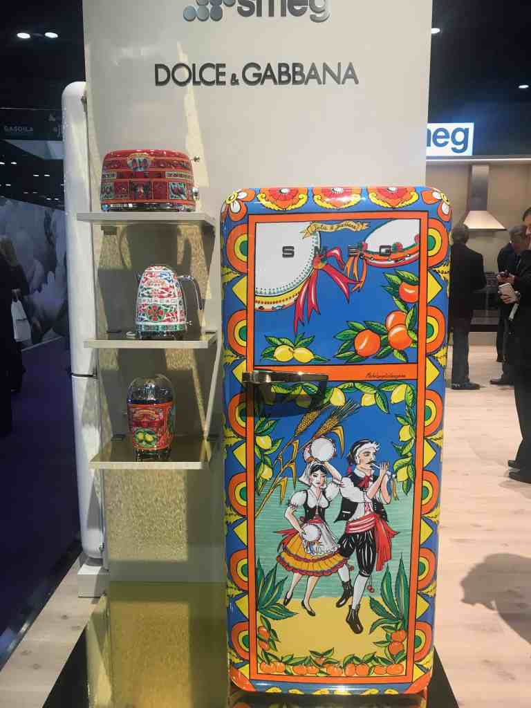 Dolce & Gabbana Appliances by SMEG