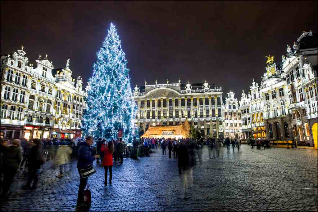 Winter Wonders at the Grand-Place © visit.brussels - Eric Danhier - 2017