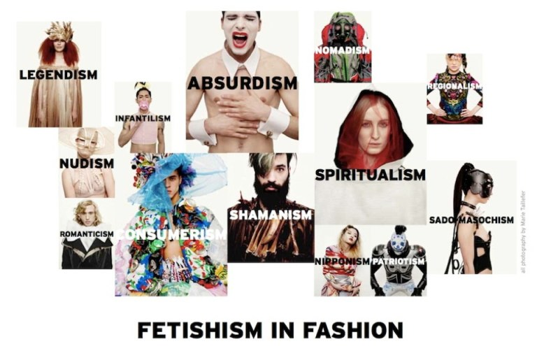 From Fetishism in Fashion the book by Frame publishers