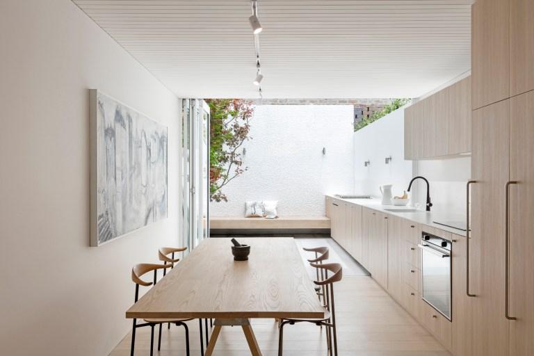 Kitchen, Surry Hills Terrace by Benn & Penna. Photo: Tom Ferguson