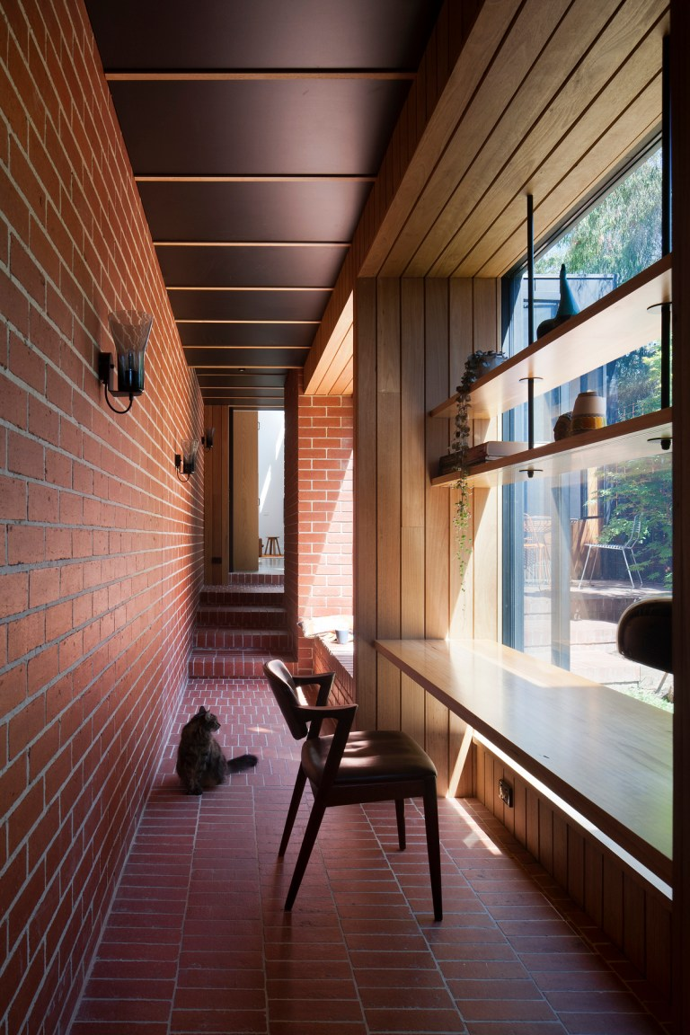 Carlton Cloister House by MRTN Architects. Photo: Shannon McGrath The Design Writer blog
