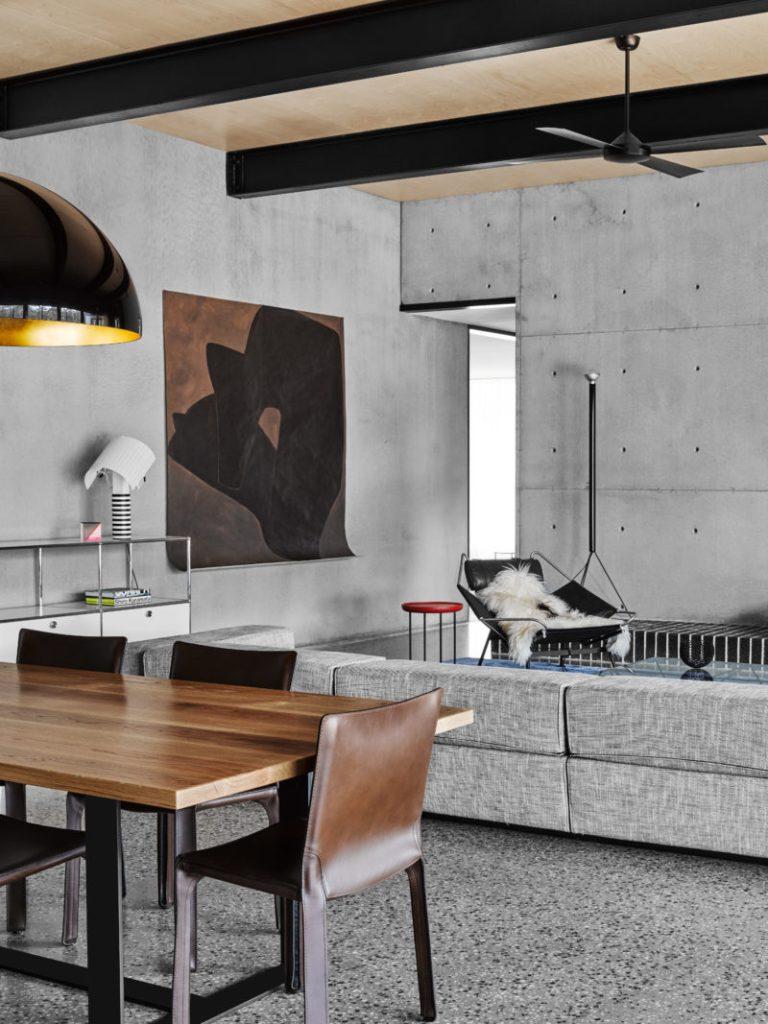 Bendigo House by Flack Studio. Photo:Brooke Holm, Styling: Marsha Golemac. Read more on The Design Writer blog