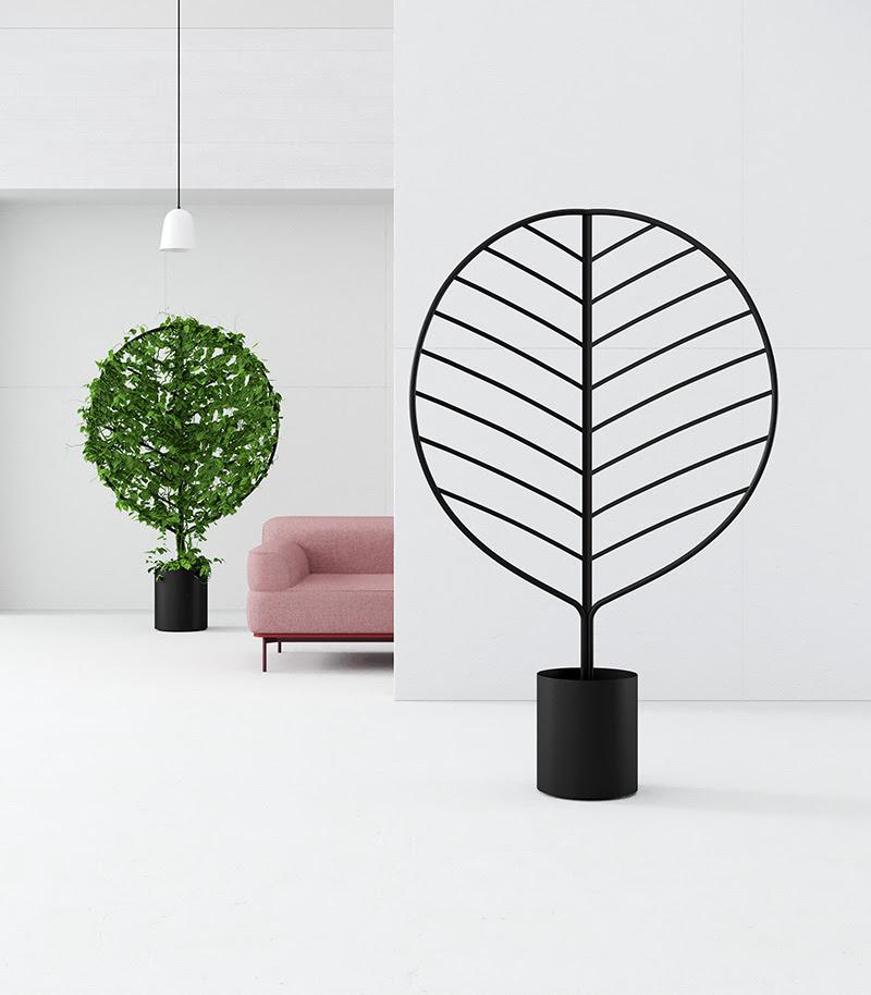 Kundalini Len object stories botanical planter screen by helen kontouris for len