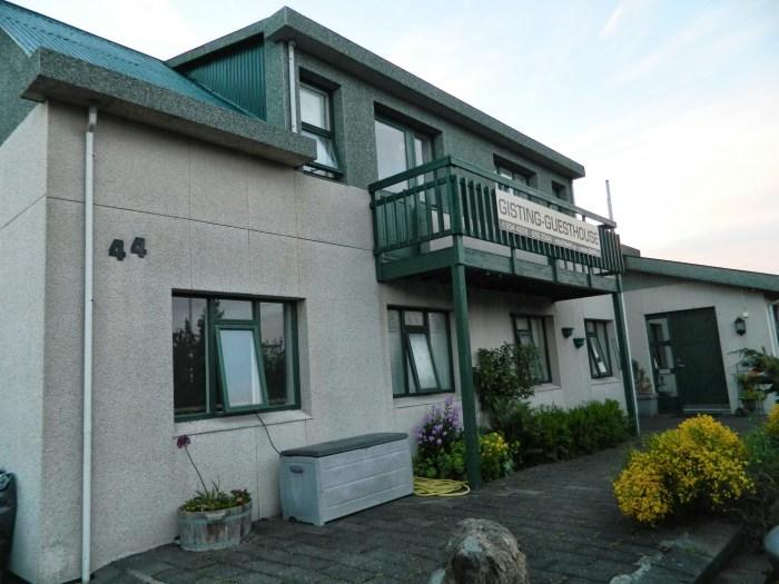 BB44 Homestay in Reykjavik