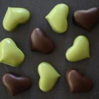 Green Tea (Matcha) Chocolates