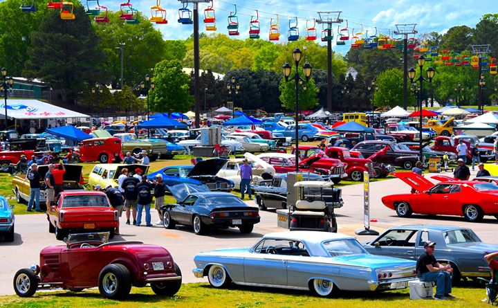 Raleigh Car Show >> Goodguys 5th North Carolina Nationals