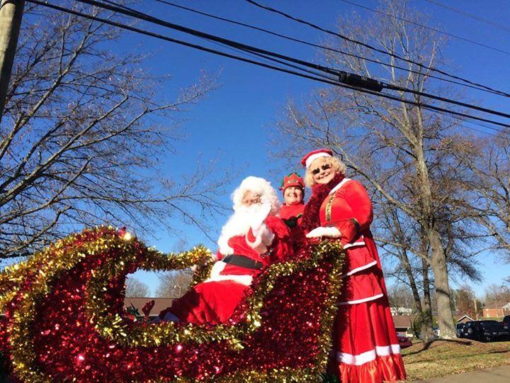 Valdese Christmas Parade
