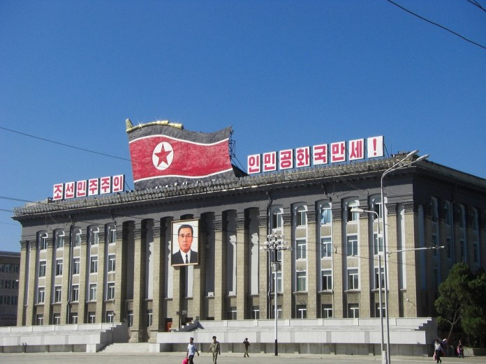Palace in North Korea article about zodiac signs