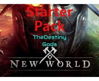 New World Starter Pack Boost