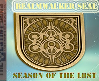 realmwalker seal and title