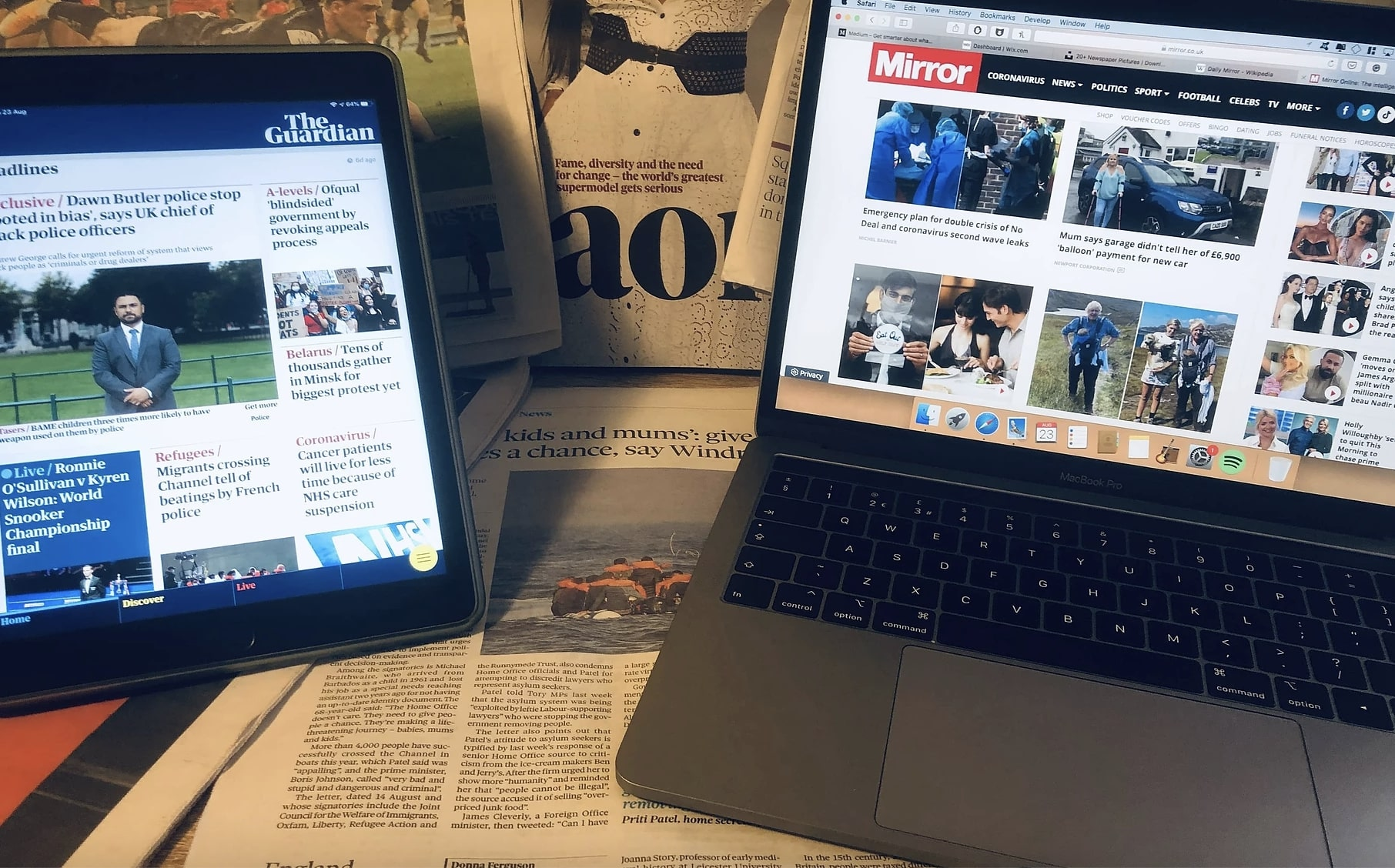 The Impact of Digital News: Will We Eventually Stop Buying Newspapers? - The Detechtor
