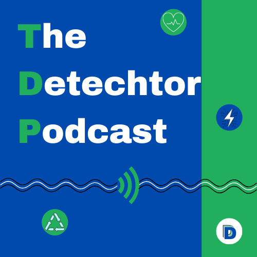 The Detechtor Podcast logo