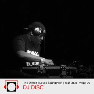 Soundtrack : DJ Disc