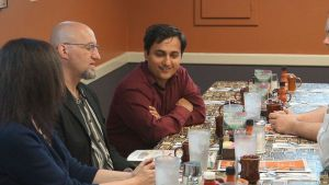 Akron Tech Breakfast is a laid-back, comfortable and casual way for locals in the tech industry to meet and get to know each other.