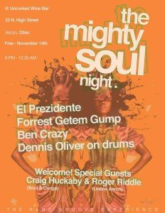 mighty soul night