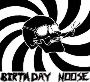 Birthday Noose logo by Kevin Braun