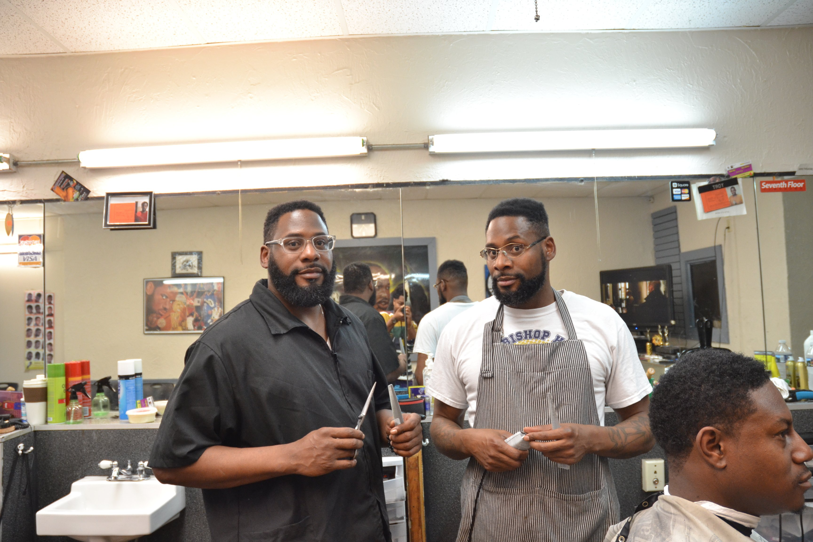 What I Wish I Knew Troy Tavares The Barber Twins The