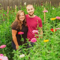 Backyard flower business blossoms during COVID-19