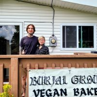 Burial Grounds Vegan Bakery is Plant-Based Magick