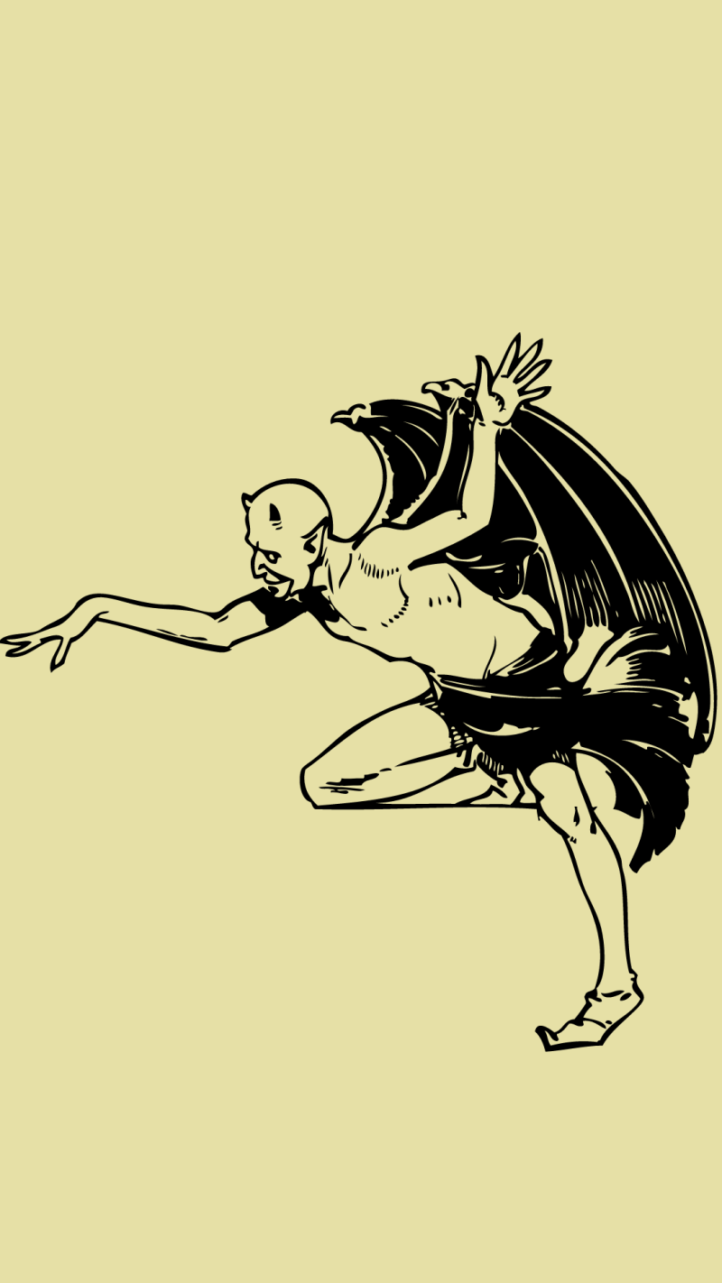 The Devil Unbound: Happiness