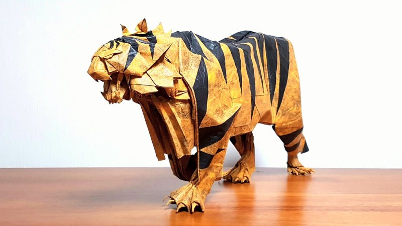 The Paper Tiger