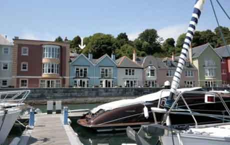 Dartmouth flat