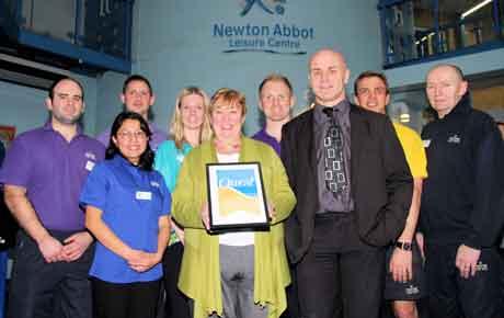 Newton Abbot Leisure centre