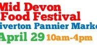 Mid Devon Food Festival at Tiverton Pannier Market