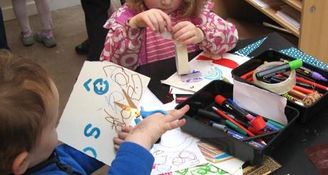 Big Draw Kids in 2011