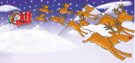NSPCC Santa Christmas Letter
