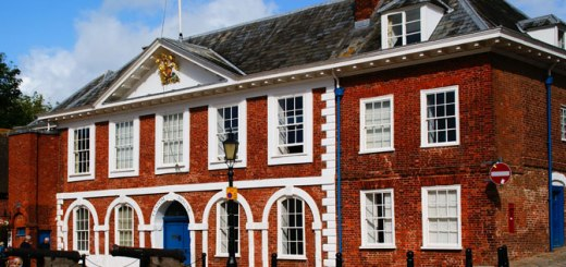 Exeter Old Custom House
