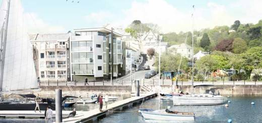 artists impression of SAILS in Dartmouth