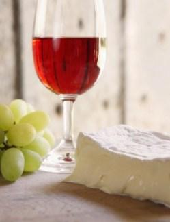 Sharpham Wine & Cheese - wine glass & cheese LO RES (1)