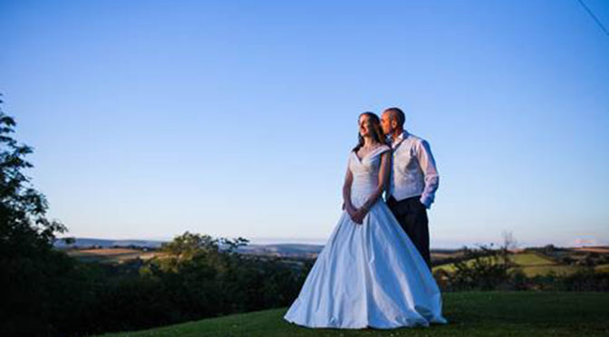 Highbullen Hotel wedding