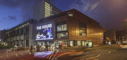 The House Performing Arts Centre. Photo credit: Lloyd Russell, Plymouth University