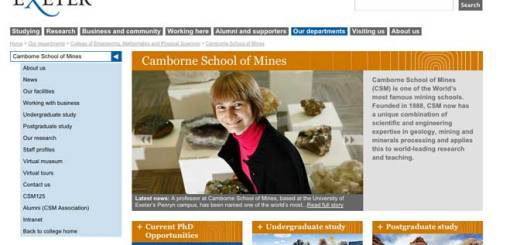 Frances Wall, Professor of Applied Mineralogy at Camborne School of Mines