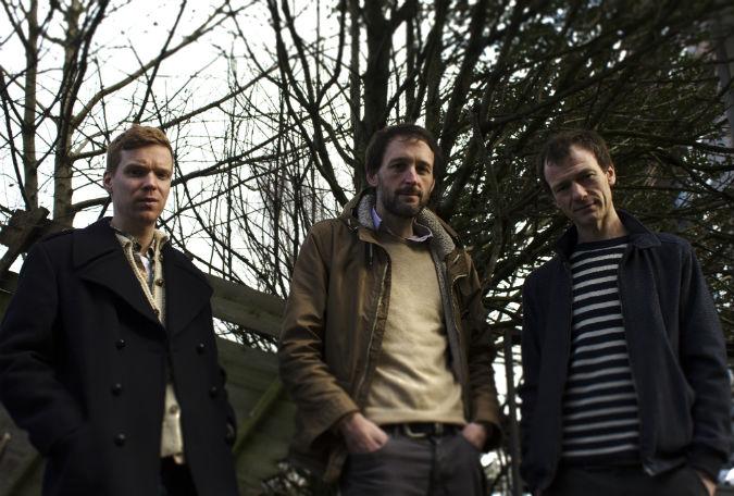 Alasdair Roberts Trio. Credit Eva Gnatiuk