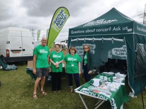 The Macmillan mobile information team in Devon