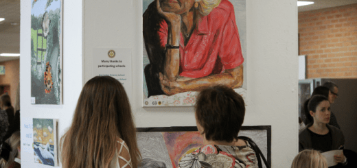 Plympton Rotary's annual Young Artist & Photographer Exhibition