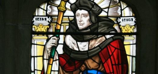 Image of Richard Courtenay courtesy of Exeter Cathedral