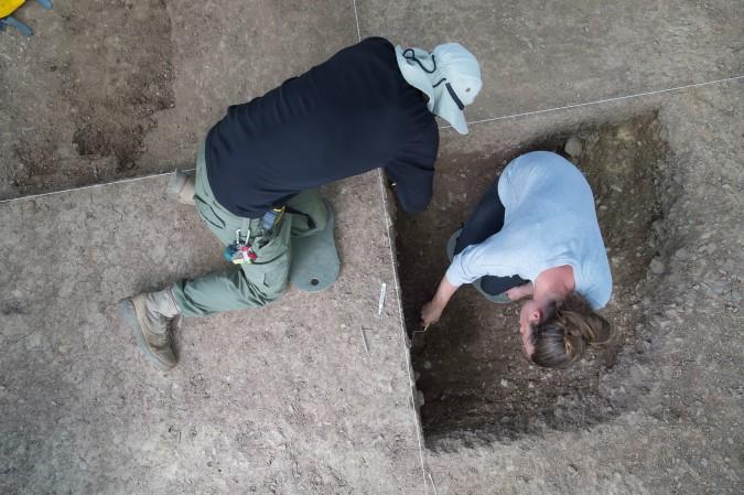 excavations at Ipplepen