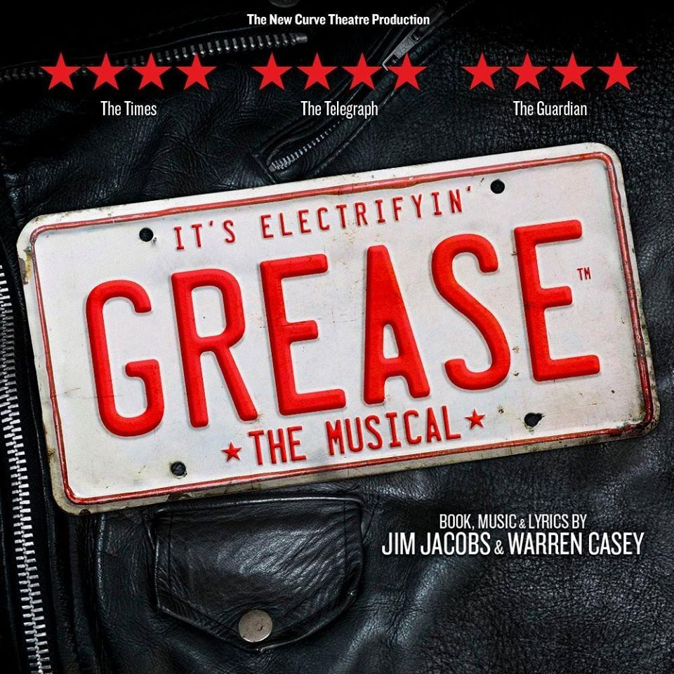 Grease the musical on tour in 2021