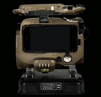 fallout, fallout 4 pip boy, pip boy real life, smartphone,