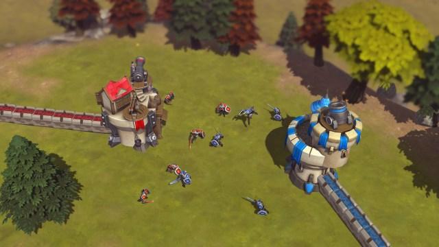 siegecraft commander, blowfish studios, siegecraft games, indie strategy games, castle defense strategy games,