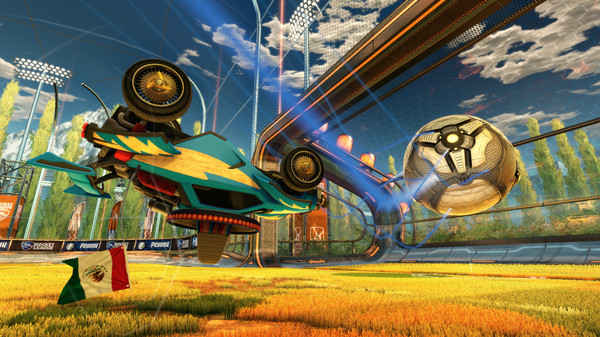 rocket league, supersonic battle cars, soccer rocket game, playstation 4, pc cross play, steam pc, rocket league game,