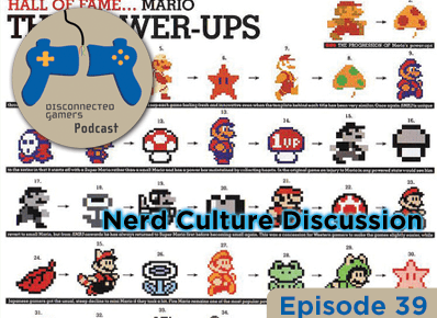 gaming podcast, video games discussion, nerd culture,
