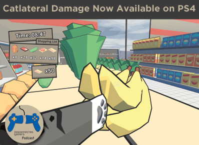 catlateral damage, playstation 4 games, indie ps4 games,