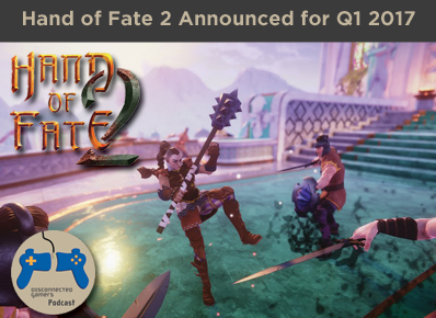 hand of fate 2, defiant development, steam, card based action game, 3rd person gaming,