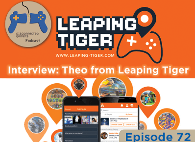 leaping tiger app, mobile gaming app tiger, leaping tiger new zealand, gaming connected app, mobile gaming,